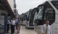 Gaziantep'te otobüs biletleri tüke