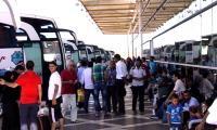 Otobüs Terminalinde Bilet Bulmak Ço