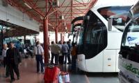 Şehirler arası otobüs seferlerine t